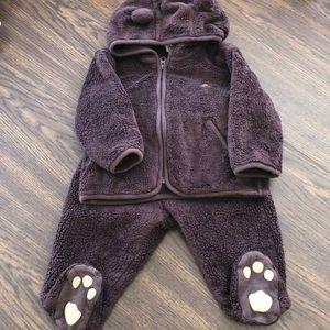 Gap teddy bear outfit